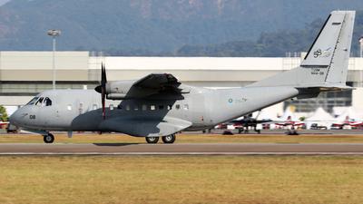 M44-08 - CASA CN-235-10 - Malaysia - Air Force