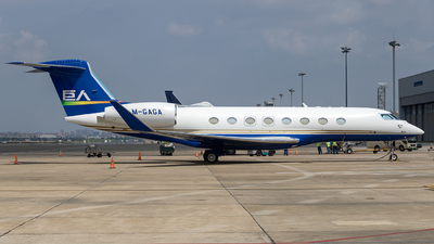 M-GAGA - Gulfstream G650 - Private