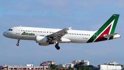 A picture of EIDSA - Airbus A320216 - Italia Trasporto Aereo - © ALITALIA spotter