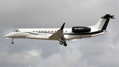 RA-02777 - Embraer ERJ-135BJ Legacy 650 - Premier Avia