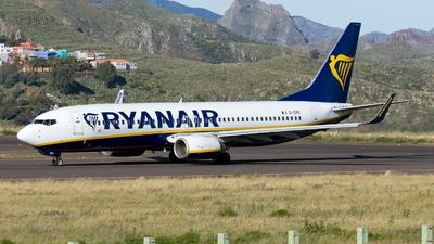 A picture of EIEKR - Boeing 7378AS - Ryanair - © Alejandro Alvarez