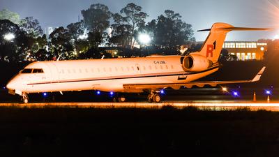 A picture of CFJXB - Mitsubishi CRJ700 -  - © Nathaniel Schott