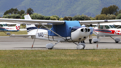 ZK-NAD - Cessna 172R Skyhawk - Nelson Aviation College