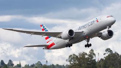 N802AN - Boeing 787-8 Dreamliner - American Airlines
