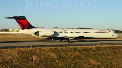 N991DL - McDonnell Douglas MD-88 - Delta Air Lines