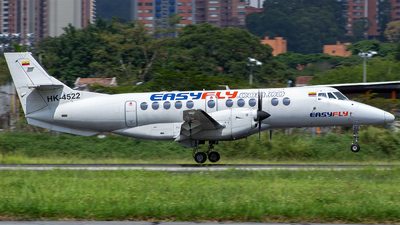 HK-4522 - British Aerospace Jetstream 41 - EasyFly