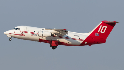 N472NA - British Aerospace BAe 146-200A - Neptune Aviation Services