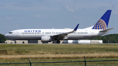 A picture of N78506 - Boeing 737824 - United Airlines - © DJ Reed - OPShots Photo Team