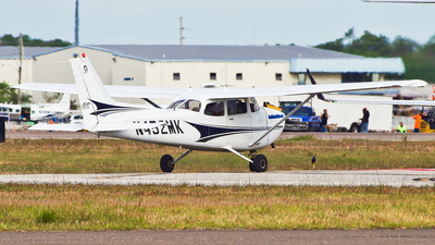 N452MK - Cessna 172S Skyhawk SP - Private