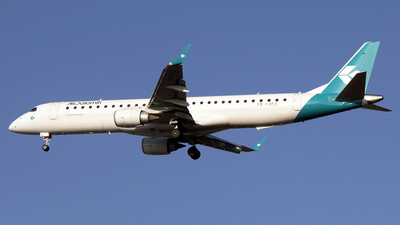 A picture of IADJL - Embraer E195LR - Air Dolomiti - © Paul Spijkers