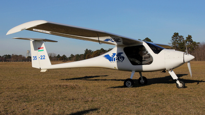 35-22 - Pipistrel Virus 912 - Private