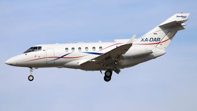 A picture of XADAR - Hawker 850XP - [258753] - © Felipe Garcia