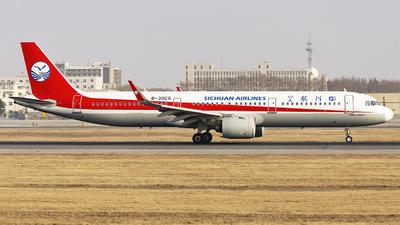 B-30CS - Airbus A321-271N - Sichuan Airlines