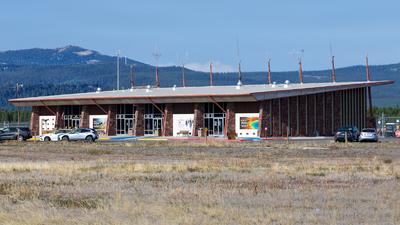 KWYS - Airport - Terminal