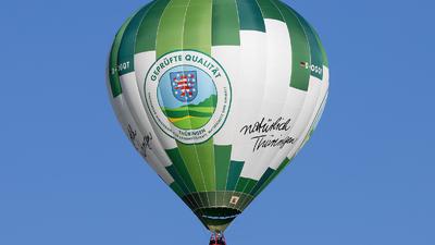 D-OGQT - Schroeder Fire Balloons G33/24 - Ballonsportclub Thüringen
