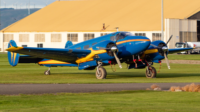 A picture of N43927 -  - [A26] - © Bailey Trowland