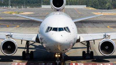 N575FE - McDonnell Douglas MD-11(F) - FedEx