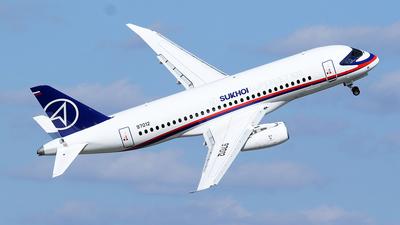 97012 - Sukhoi Superjet 100-95B - Sukhoi Design Bureau