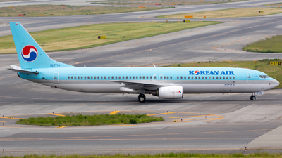 HL7719 - Boeing 737-9B5 - Korean Air