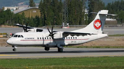 OY-CIL - ATR 42-500 - Cimber Sterling Airlines