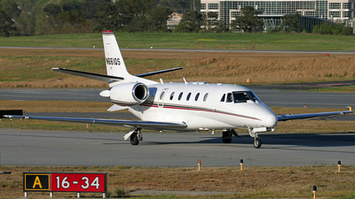 N661QS - Cessna 560XL Citation Excel - NetJets Aviation