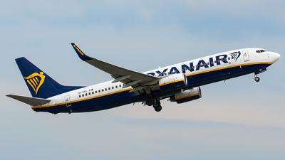 EI-DPL - Boeing 737-8AS - Ryanair