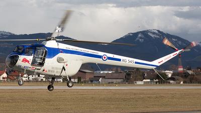 OE-XSY - Bristol 171 Sycamore HR.52 - The Flying Bulls