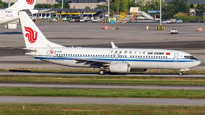 B-1419 - Boeing 737-89L - Air China
