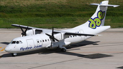 PJ-XLM - ATR 42-320 - Dutch Antilles Express