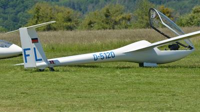 D-5120 - DG Flugzeugbau DG-300 Elan - Private