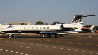 N550PL - Gulfstream G550 - Private
