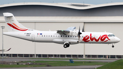A picture of FWWEP - ATR 72600 - [] - © DN280