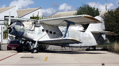 UR-84627 - Antonov An-2 - Untitled