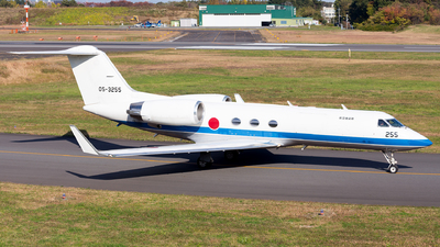 05-3255 - Gulfstream U-4 - Japan - Air Self Defence Force (JASDF)