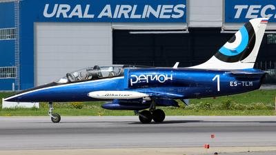 ES-TLM - Aero L-39C Albatros - Private