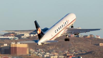 C-GXAJ - Boeing 767-323(ER)(BDSF) - Cargojet Airways