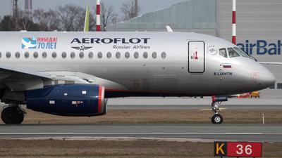 RA-89051 - Sukhoi Superjet 100-95B - Aeroflot
