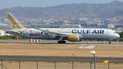 A9C-FC - Boeing 787-9 Dreamliner - Gulf Air