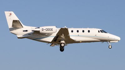 D-CEEE - Cessna 560XL Citation XLS - DC Aviation