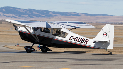 A picture of CGUBR - Bellanca 8KCAB - [20012010] - © Mike MacKinnon