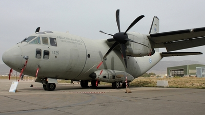 4125 - Alenia C-27J Spartan - Greece - Air Force