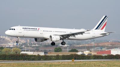 F-GTAU - Airbus A321-211 - Air France