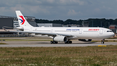 F-WWYH - Airbus A330-343 - China Eastern Airlines