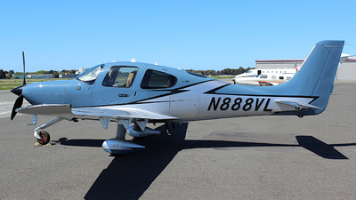 N888VL - Cirrus SR22T-GTS G6 - Private