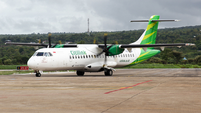 PK-GJP - ATR 72-212A(600) - Citilink