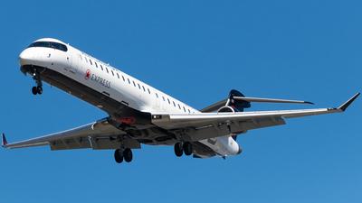 A picture of CGCJZ - Mitsubishi CRJ900LR - Air Canada - © CJMAviation