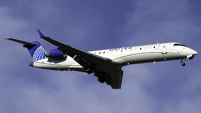 N501MJ - Bombardier CRJ-550 - United Express (GoJet Airlines)