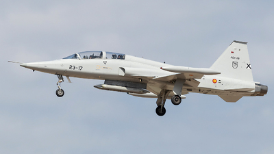 AE.9-28 - Northrop SF-5M Tiger - Spain - Air Force