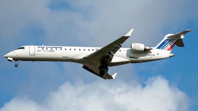 F-GRZM - Bombardier CRJ-701 - Air France (Brit Air)
