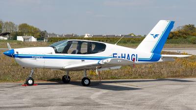 F-HAGI - Socata TB-9 Tampico - Airways College